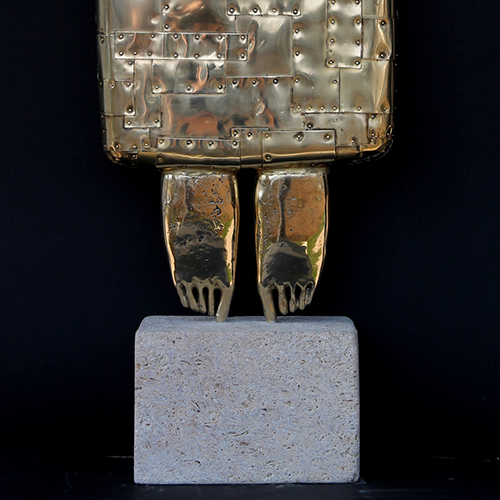 Ileana Oancea, Sculpture-Metal Work